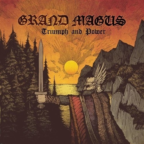 Grand Magus - Triumph And Power (Nac/1 Bonus)