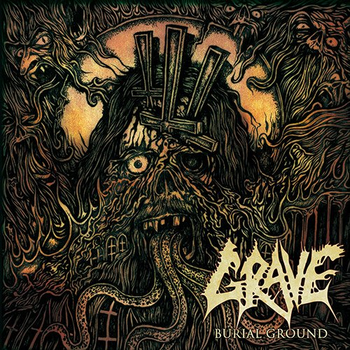 Grave - Burial Ground (Nac)