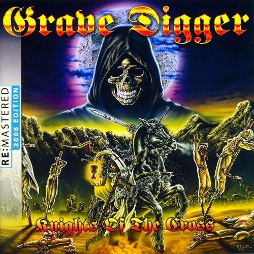 Grave Digger - Knights Of The Cross (Remastered 2006 Edition) (Imp)