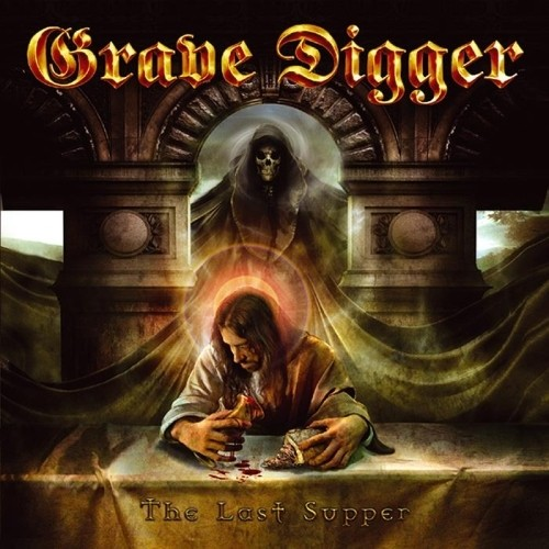 Grave Digger - The Last Supper (Nac/2 Bonus)