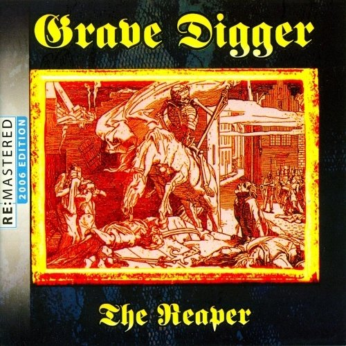 Grave Digger - The Reaper (Remastered 2006 Edition) (Imp)