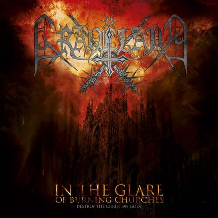 Graveland - In The Glare Of Burning Churches (Nac/Slipcase)