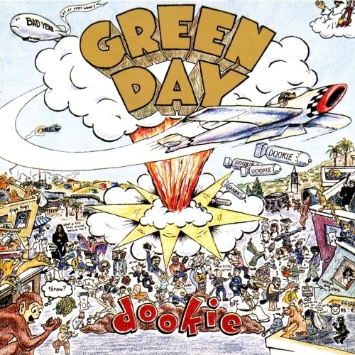 Green Day - Dookie (Nac)