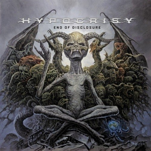 Hypocrisy - End Of Disclosure (Nac/1 Bonus)