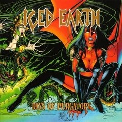 Iced Earth - Days Of Purgatory (Nac/Duplo/Paper Sleeve)