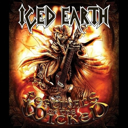 Iced Earth - Festivals Of The Wicked (Nac)