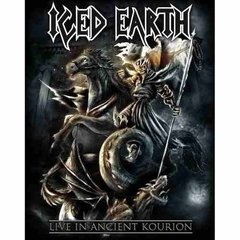 Iced Earth - Live In Ancient Kourion (DVD/Nac)