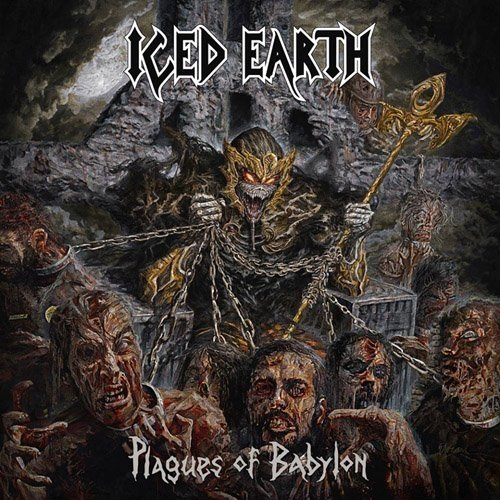 Iced Earth - Plagues Of Babylon (Nac)