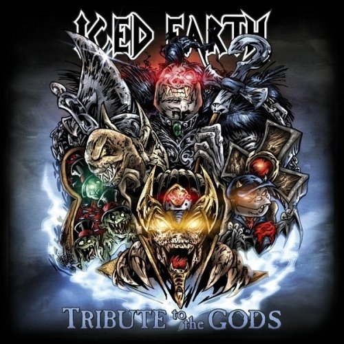 Iced Earth - Tribute To The Gods (Nac)