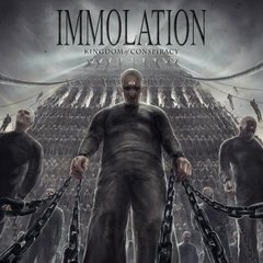 Immolation - Kingdom Of Conspiracy (Nac)