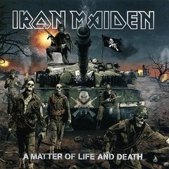 Iron Maiden - A Matter Of Life And Death (Nac)
