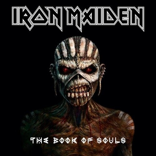 Iron Maiden - The Book Of Souls (Nac/Duplo)