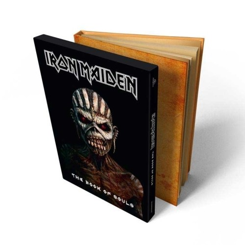 Iron Maiden - The Book Of Souls (Deluxe Edition) (Imp/Duplo)