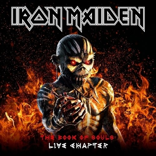 Iron Maiden - The Book Of Souls - Live Chapter (Nac/Duplo)