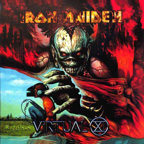 Iron Maiden - Virtual XI (Nac)