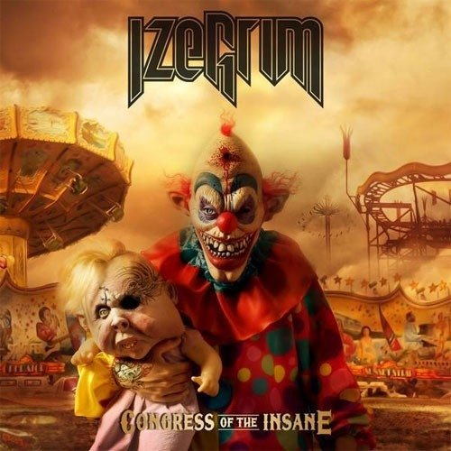 Izegrim - Congress Of The Insane (Imp/Arg)