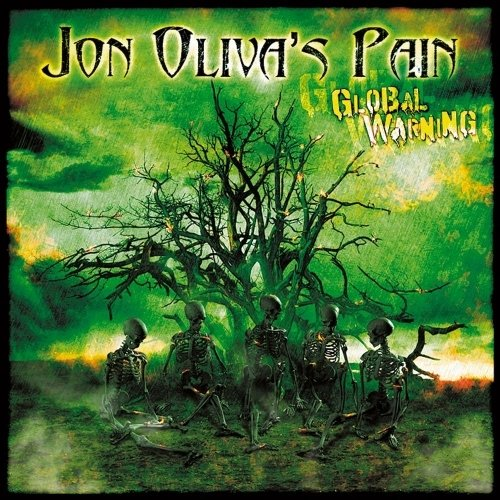 Jon Oliva's Pain - Global Warning (Nac)