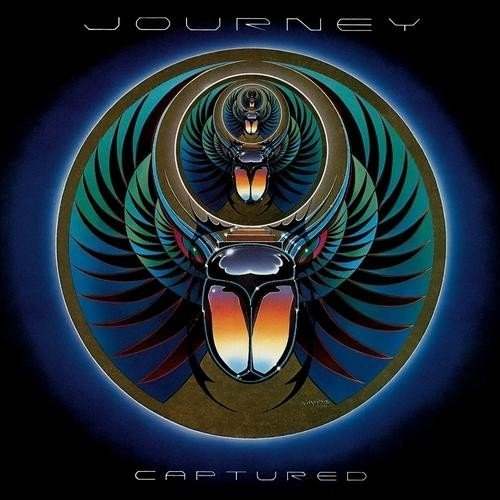 Journey - Captured (Imp/Digipack)