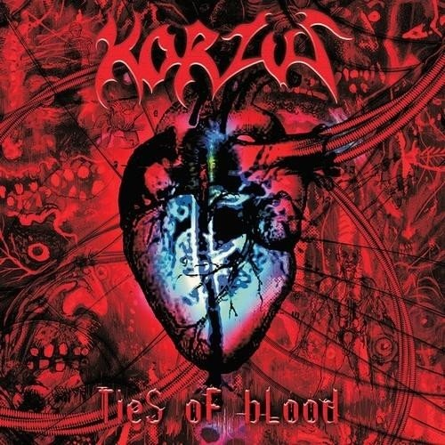 Korzus - Ties Of Blood (Nac/Digipack/5 Bonus)