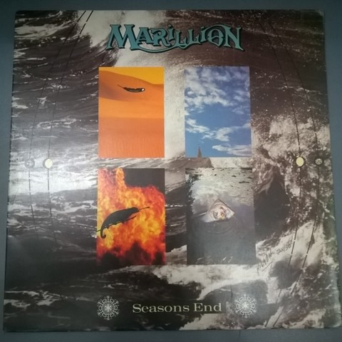 Marillion - Seasons End (Vinil / Usado / Nac)
