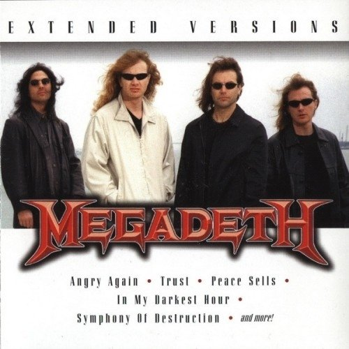 Megadeth - Extended Versions (Imp)