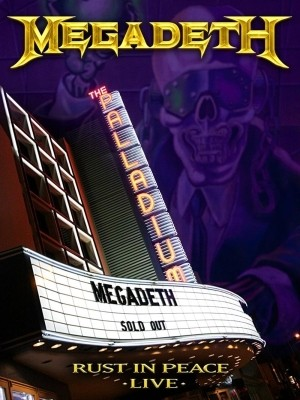 Megadeth - Rust In Peace Live (Nac)