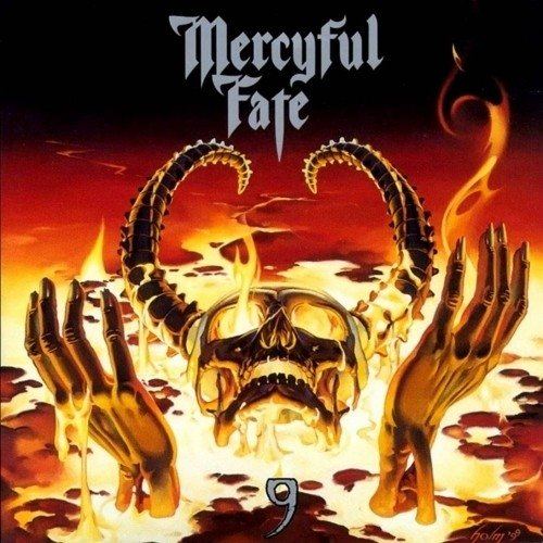 Mercyful Fate - 9 (Imp/Am)