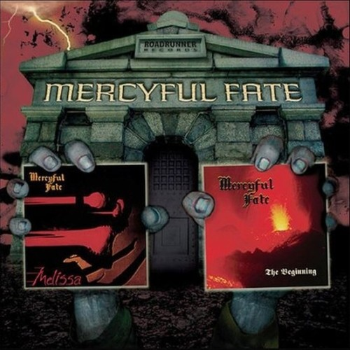 Mercyful Fate - Melissa/The Beginning (Nac/Duplo)