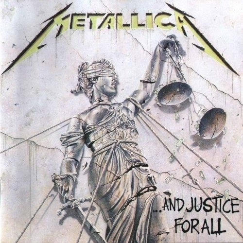 Metallica - And Justice For All (Nac)