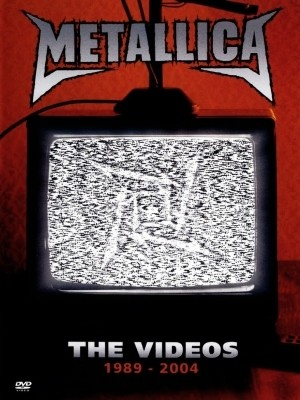 Metallica - The Videos 1989 - 2004 (DVD/Nac)