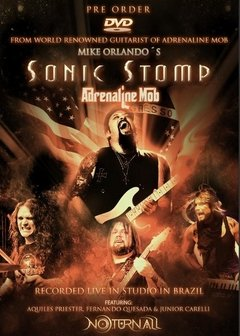 Mike Orlando - Sonic Stomp (DVD) (Nac)