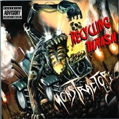 Monstractor - Recycling Thrash (Nac)