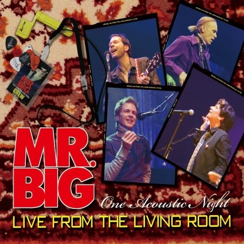 Mr. Big - Live From The Living Room: One Acoustic Night (Nac)
