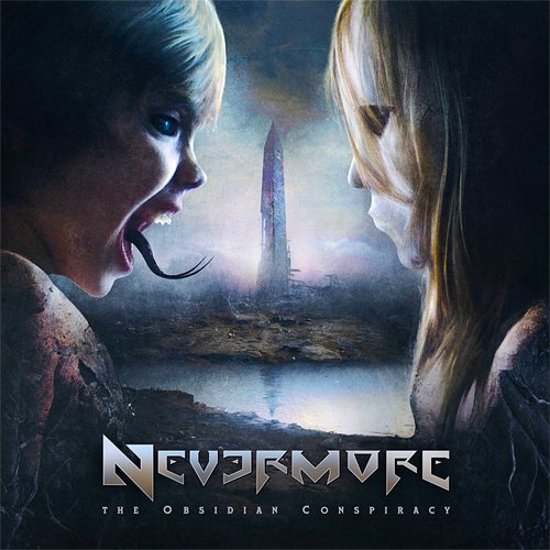 Nevermore - The Obsidian Conspiracy (Nac)