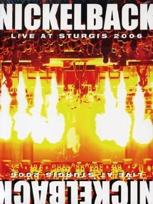Nickelback - Live At Sturgis 2006 (DVD/Digipack/Nac)