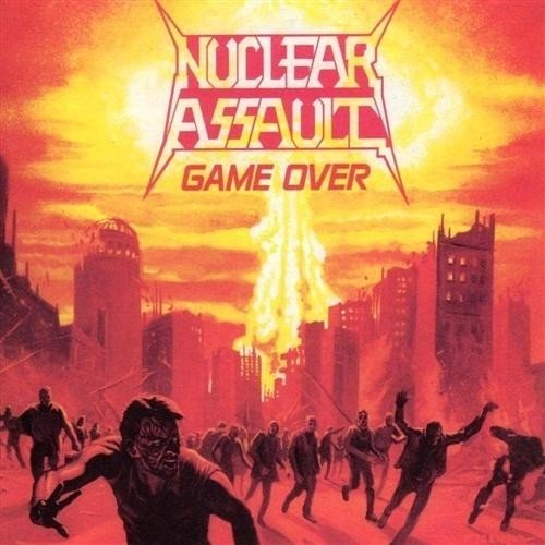 Nuclear Assault - Game Over/The Plague (Nac/5 Bonus)