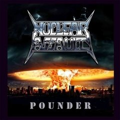 Nuclear Assault - Pounder (EP/Nac/Paper Sleeve)