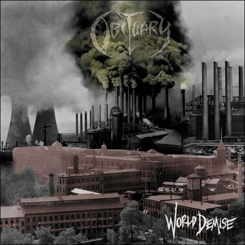 Obituary - World Demise (Nac/4 Bonus)
