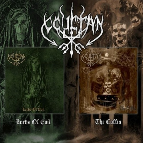 Ocultan - Lords Of Evil / The Coffin (Nac/Digipack)