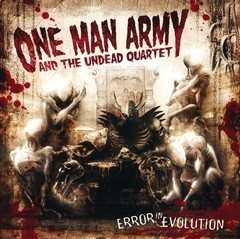 One Man Army And The Undead Quartet - Error In Evolution (Nac/3 Bonus)
