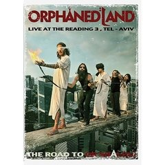 Orphaned Land - The Road To Or Shalem (2 DVD/1 CD) (Nac)