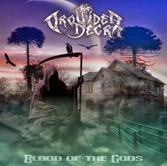 Orquídea Negra - Blood Of The Gods (Nac)