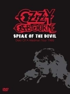 Ozzy Osbourne - Speak Of The Devil - Diary Of A Madman Tour 1982 (DVD/Nac)