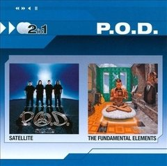 P.O.D - Satellite/The Fundamental Elements (Nac/Duplo)