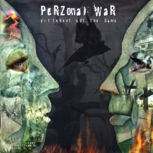 Perzonal War - Different But The Same (Nac/1 Bonus)