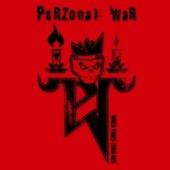 Perzonal War - When Times Turn Red (Nac)