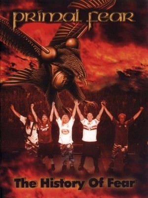 Primal Fear - The History Of Fear (DVD/CD/Nac)