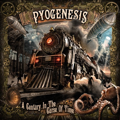 Pyogenesis - A Century In The Curse Of Time (Nac)