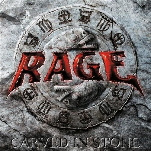 Rage - Carved In Stone (CD/DVD) (Nac)