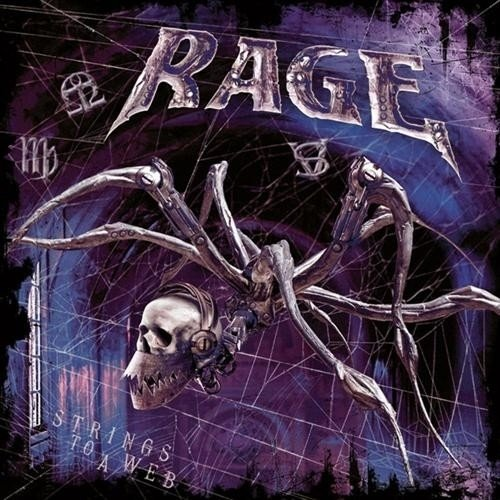 Rage - Strings To A Web (CD/DVD) (Nac)